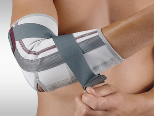 Push med Ellbogen-Bandage