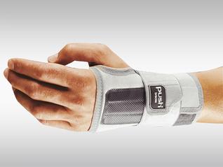 Push med Handgelenk-Bandage