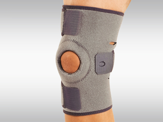 "OMNIMED Protect Knie-Bandage ""offen"""
