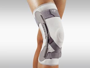 Push med Knie-Bandage