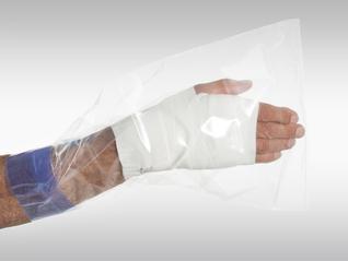 ILLA Dusch-Schutzfolien für die Hand