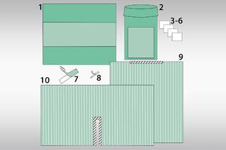 Strumektomie - Set
