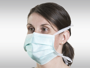 OP-Masken zum Binden