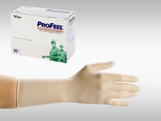 PROFEEL DHD Polyisopren OP-Handschuh