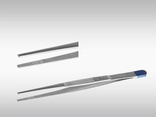 CLINA STAR Anatomische Pinzette, steril, 14.5 cm