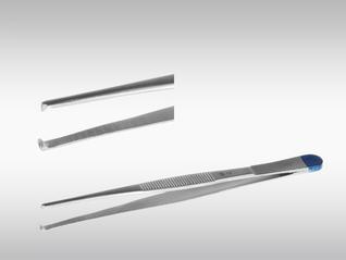 CLINA STAR Chirurgische Pinzette, steril, 14.5 cm