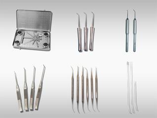 Phlebologie Instrumente