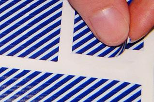 Instrumentenmarkierungsband Einlageblätter