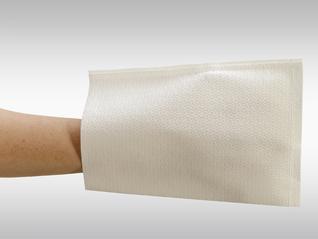 Einweg Waschlappen, -Handschuhe