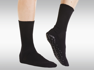 SANAVIDA Safety Socks, Fine Anti-Rutsch-Socken
