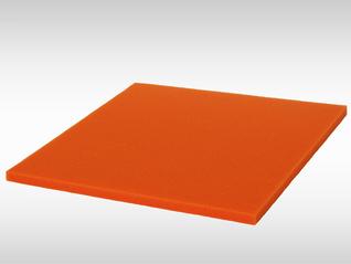 LIGASANO orange Schaumstoff-Platten